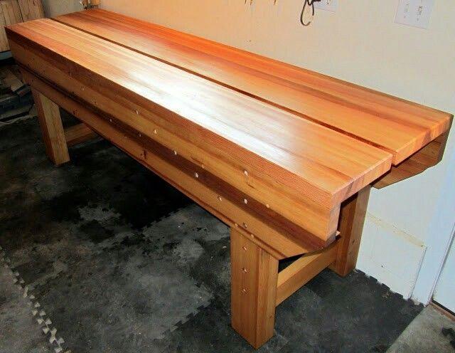 Doug Fir Nicholson Workbench Woodworking Workbench Woodworking