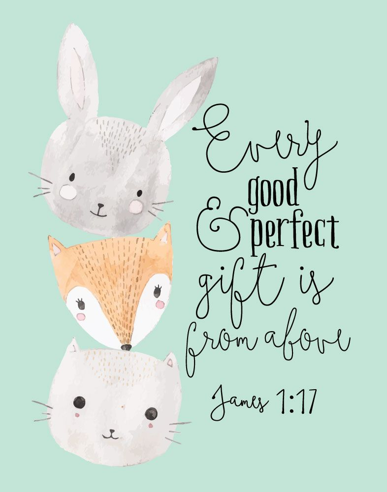 5 bible verse print every good perfect gift is from above 5 bible verse print every good perfect gift is from above james 1 negle Image collections