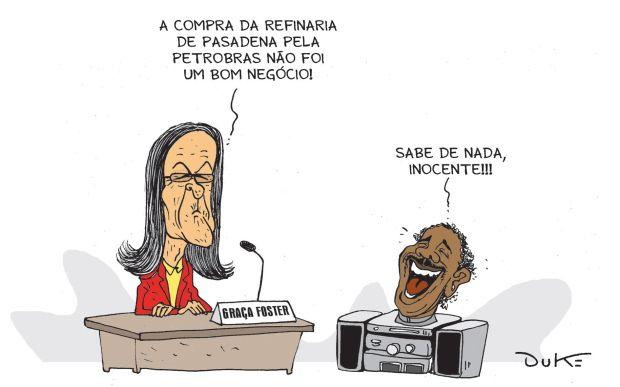 Igor Clayton Cardoso: Igor Clayton Cardoso: Graça Foster naCPIPublicado...