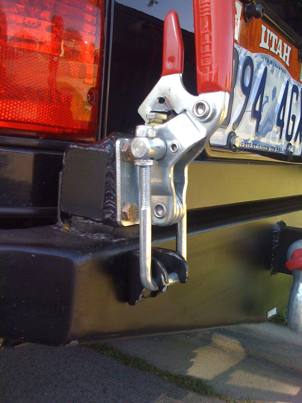 Latch Kit De Sta Co U Bolt Arm Double Locking Horizontal Clamp Latch Rat Rods Truck Rat Rod Jeep Bumpers