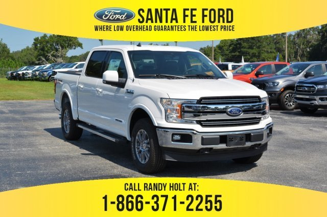 2019 Ford F 150 Lariat 4x4 Truck For Sale Gainesville Fl 396281