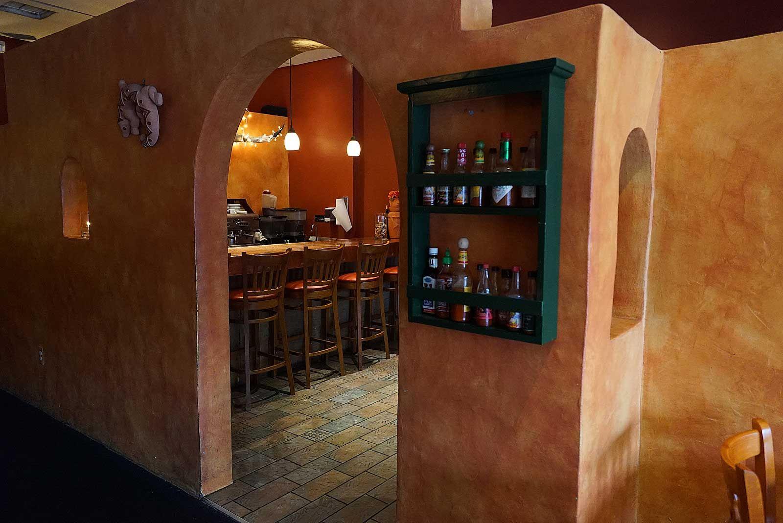 Mojave Grille Grilles, Liquor Home decor