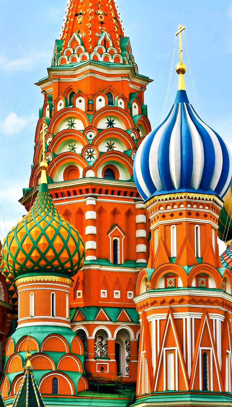 Famous landmarks in russia the image for Famous landmarks in
