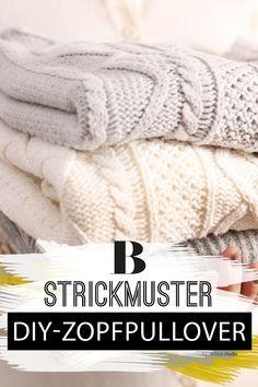 Photo of Strickjacken und Pullis stricken: Einfache Anleitungen