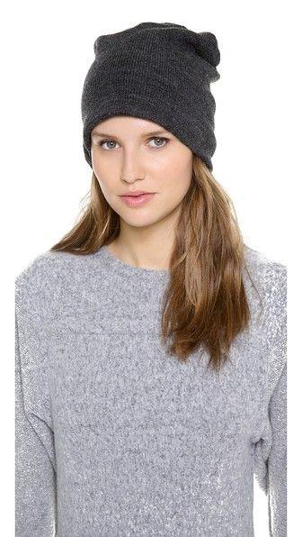 2932099cd3b Plush Barca Slouchy Fleece Lined Hat
