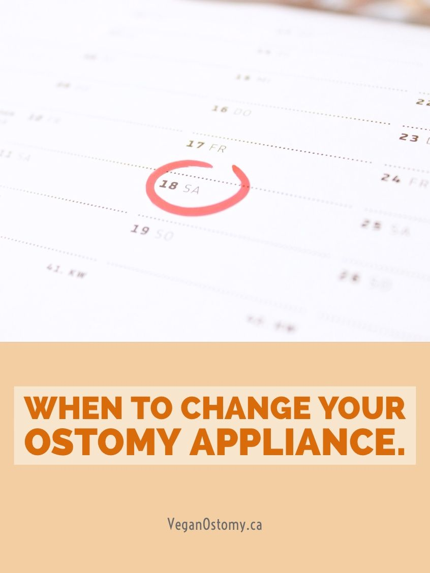 When to Change Your Ostomy Appliance | New challenge | Wound care