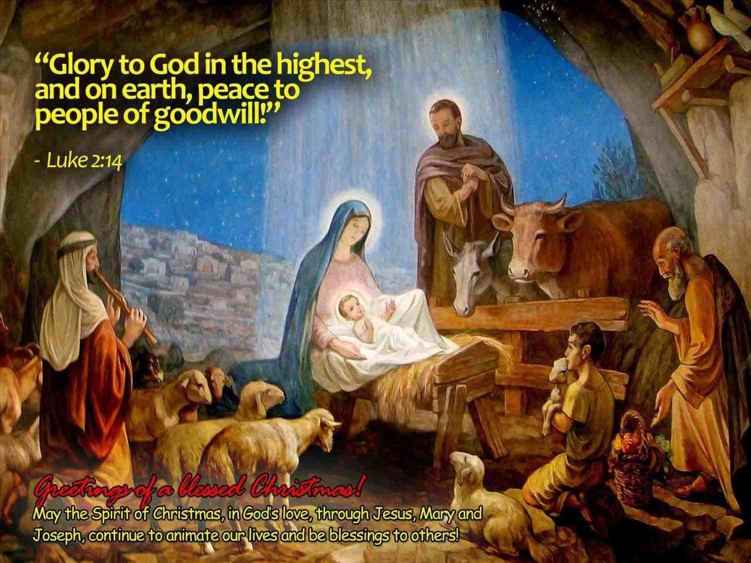 New Post religious christmas cards catholic | xmast | Pinterest ...