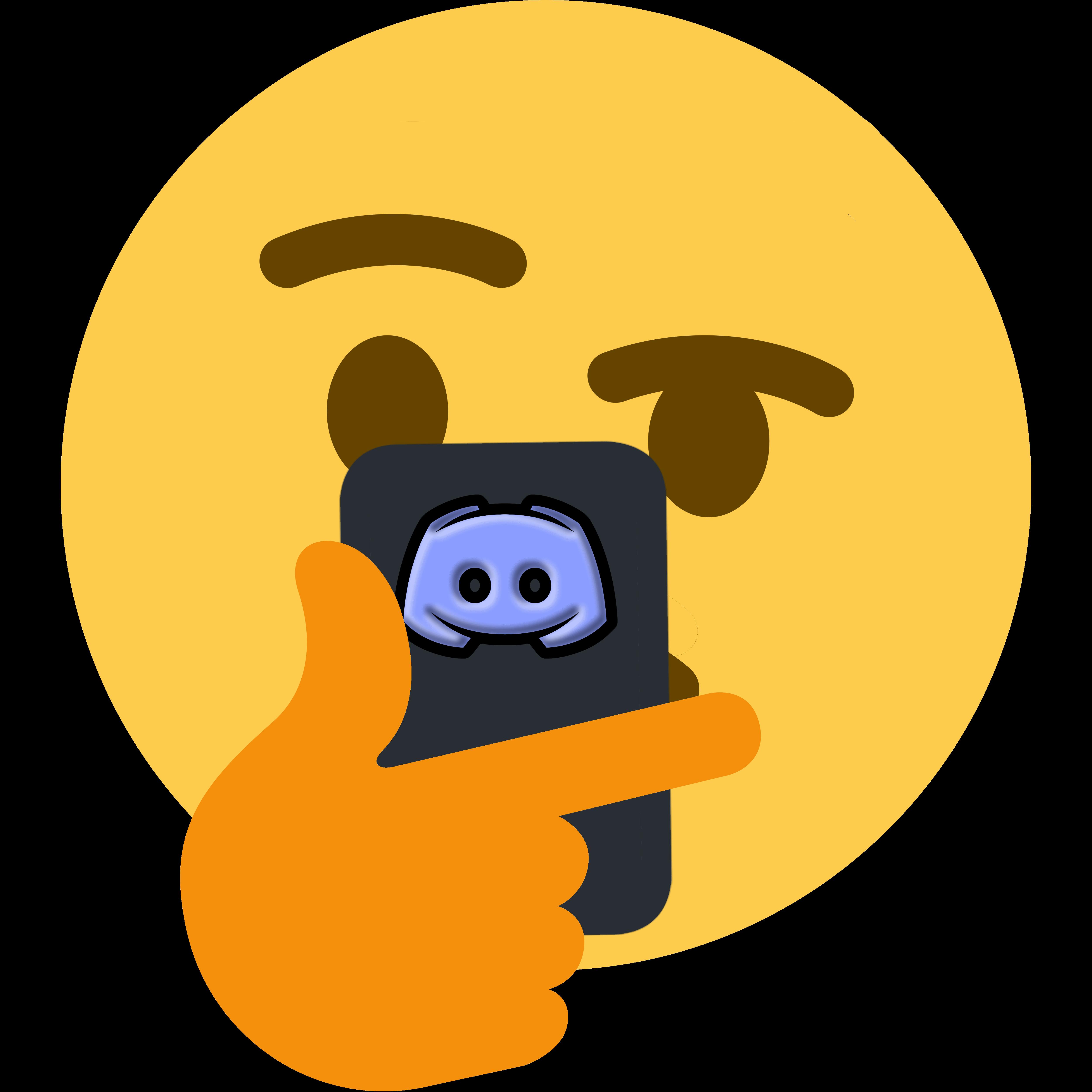 lookingatphone discord emoji
