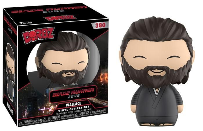 Funko-Pop Movies Blade Runner 2049-Wallace Brand New in Box