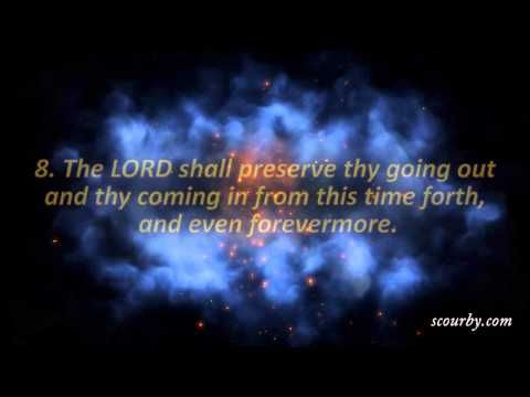 Daily audio bible readings