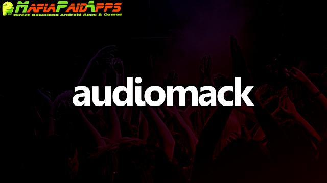 Audiomack Free Music Downloads Full Unlocked Apk for