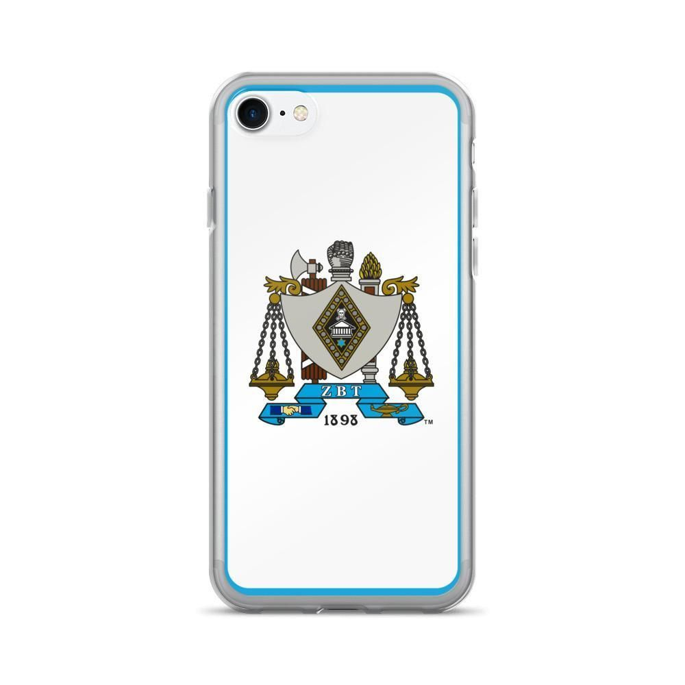 Zeta Beta Tau iPhone 7 Case