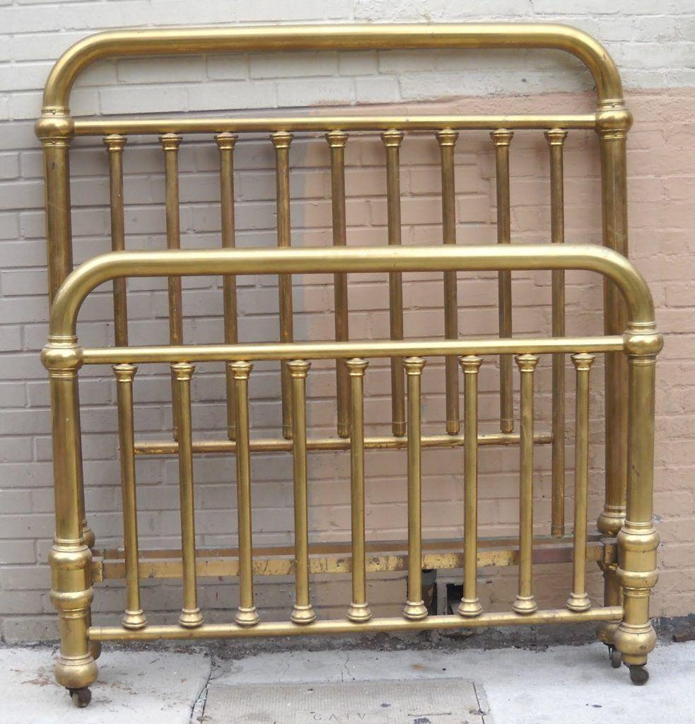 Vintage Brass Bed Frame Brass Bed Frame Brass Bed Bed Frame