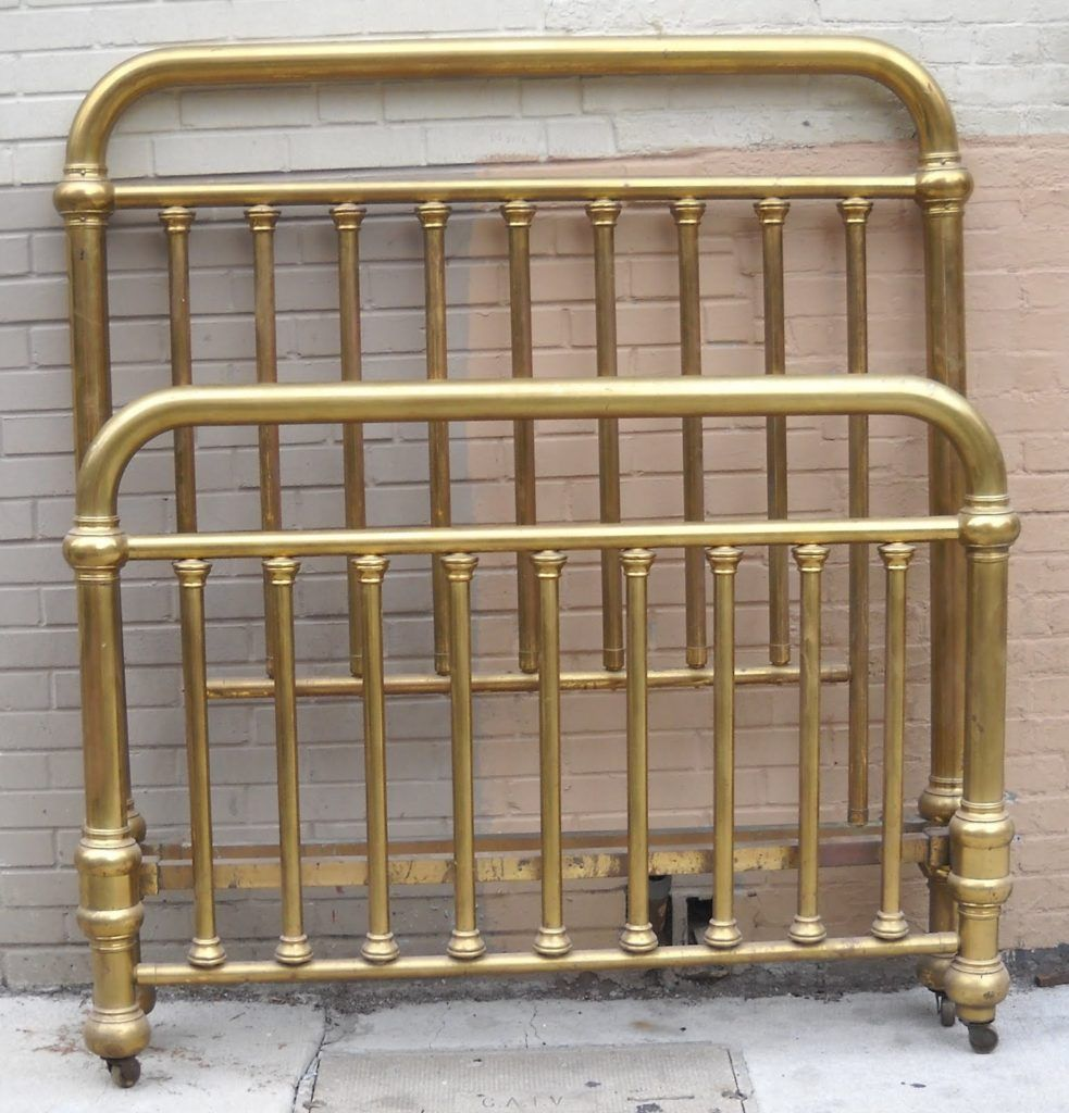 Vintage Brass Bed Frame - Vintage Brass Bed Frame Bed Frames Ideas Pinterest Bed