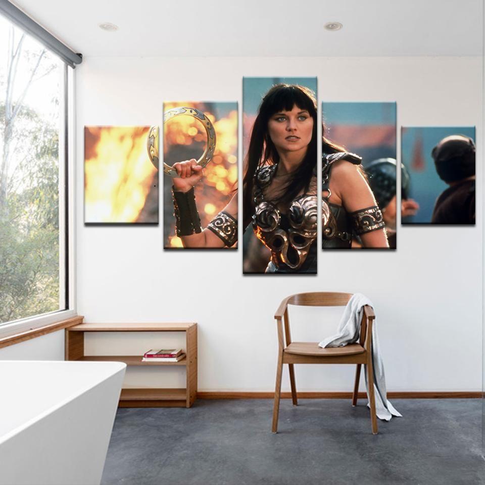 Xena Warrior Princess Giant Wall Art Poster Print