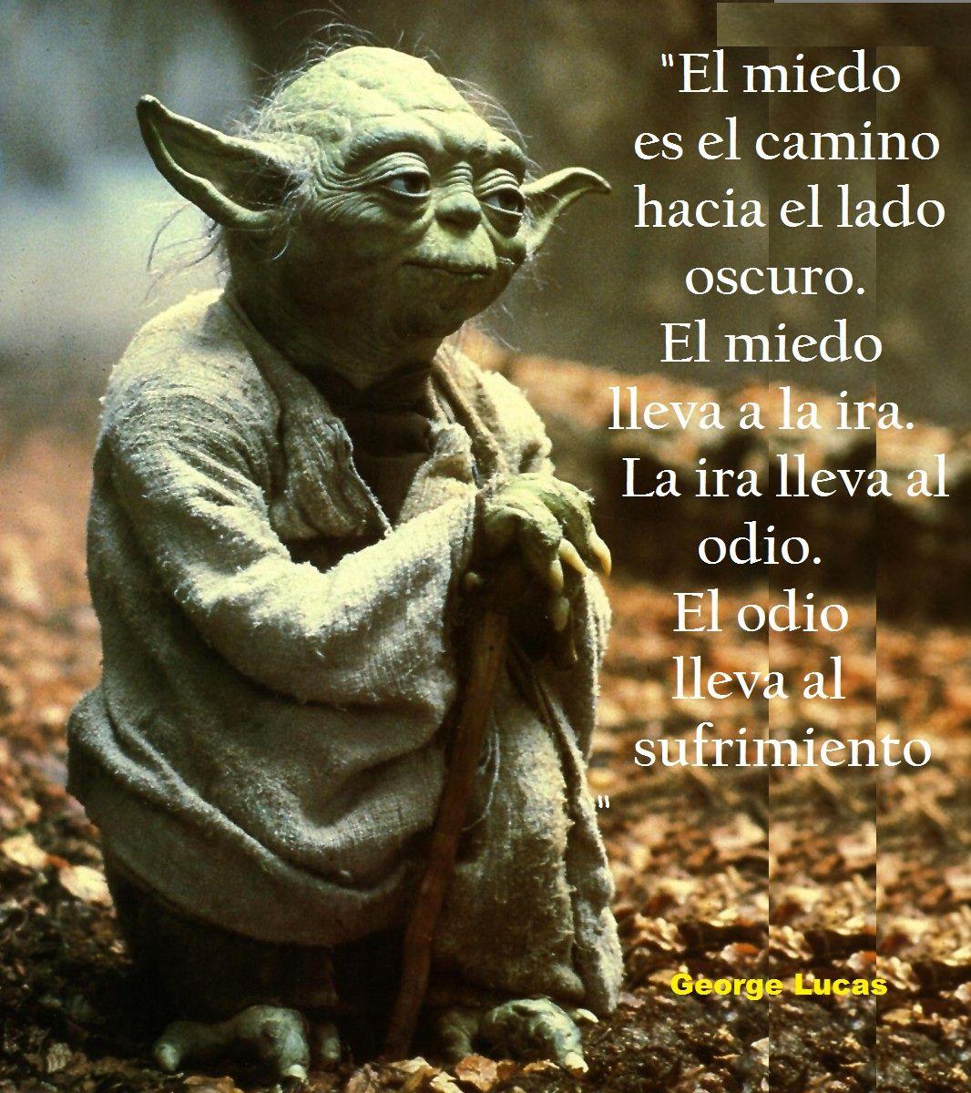 Master Yoda Frases De Yoda Star Wars El Imperio Contraataca