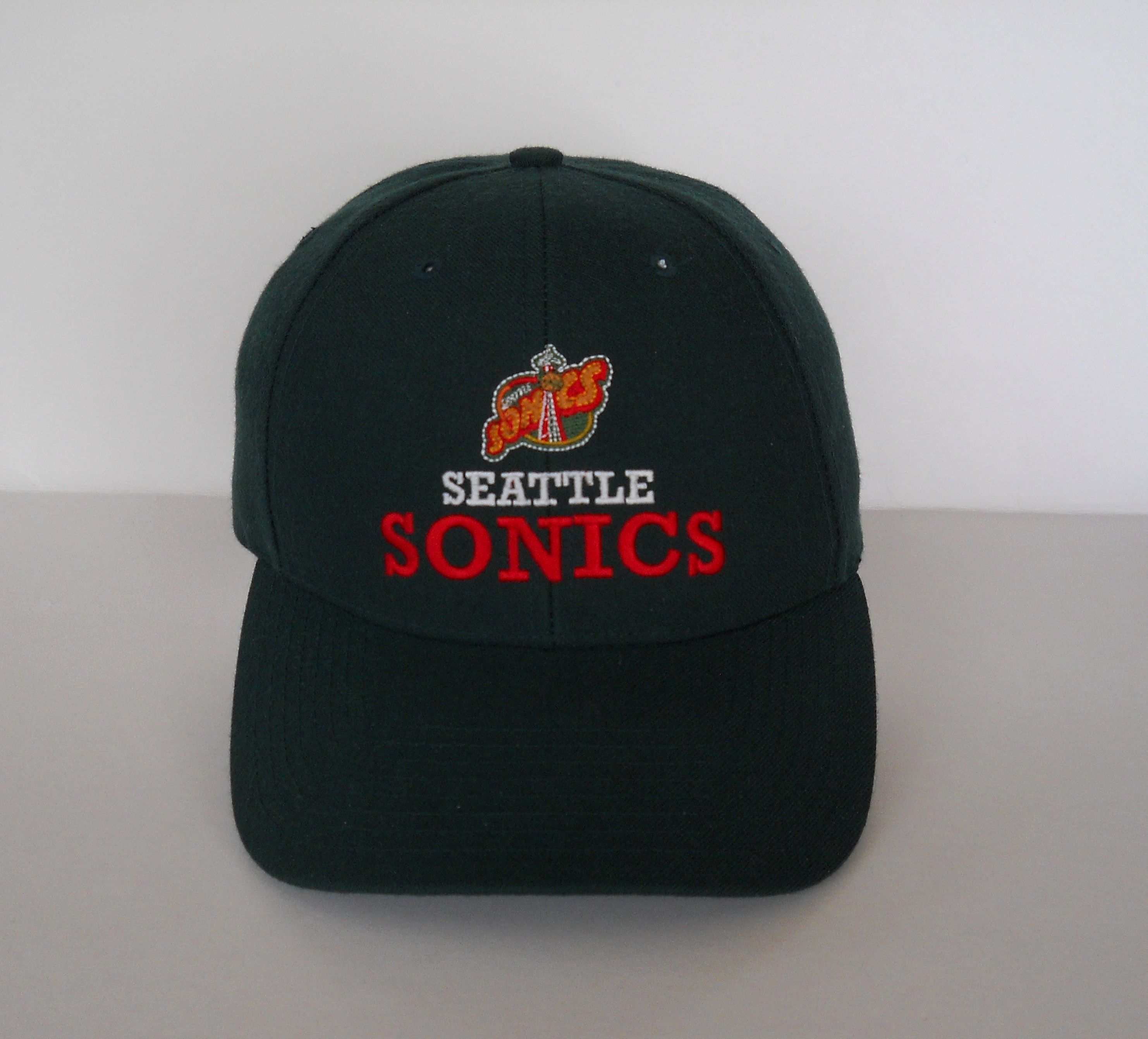 Vintage mid late 90s Seattle Supersonics Snapback by Twins Enterprises.  OSFA (pre-owned) c0b2be012cbe