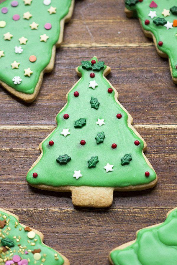 23+ Como preparar galletas navidenas decoradas ideas
