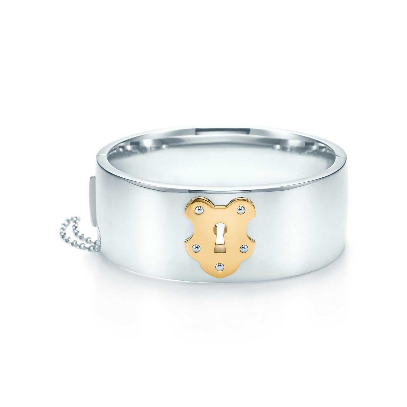 bf7e0ffde Tiffany Locks:Vintage Lock Bangle | Bling & Bags (Accessories ...