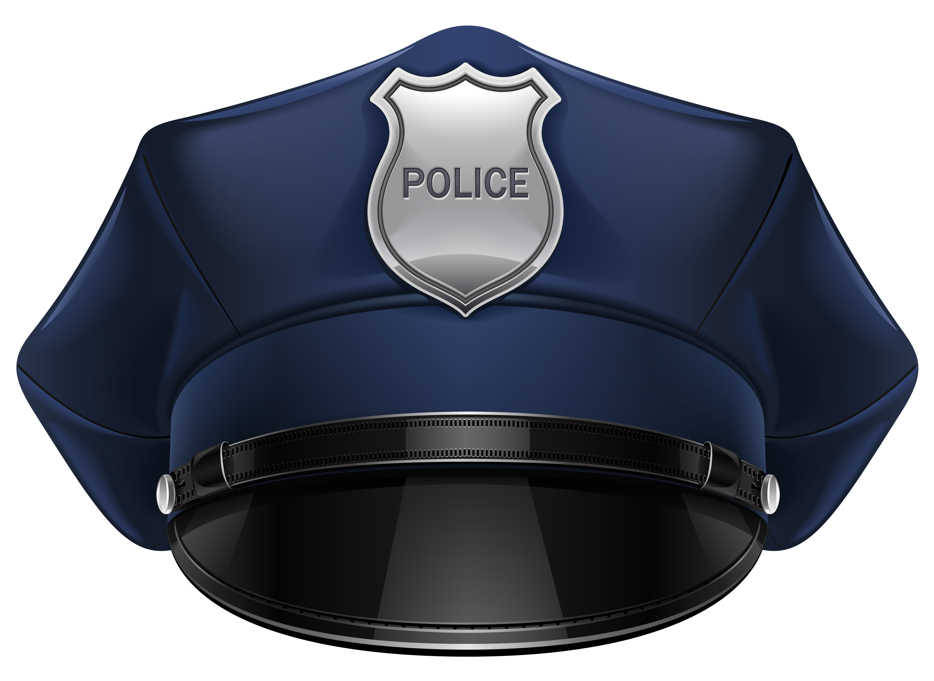 Police Hat PNG Clipart | Scroll Saw Fire / Police & Service | Pinterest