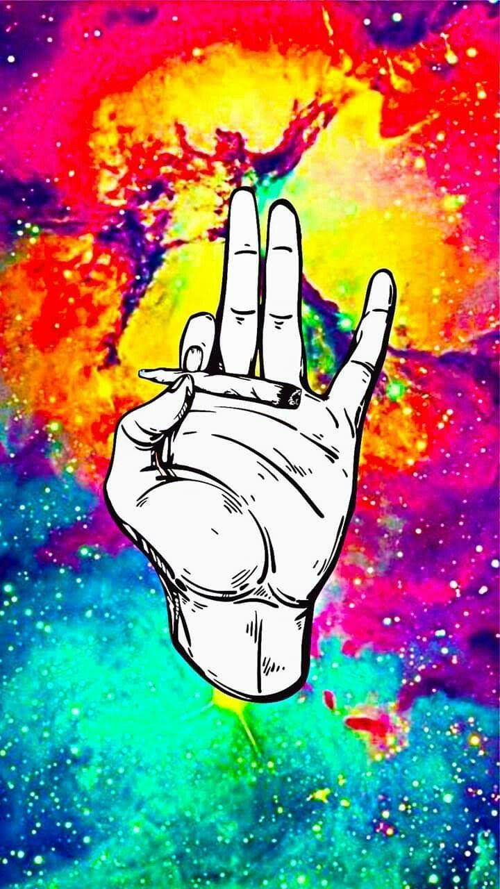 Trippy Stoner Wallpapers : trippy, stoner, wallpapers, Георгий, Колесников, Trippy, Wallpaper,, Psychedelic, Drawings,, Hippie