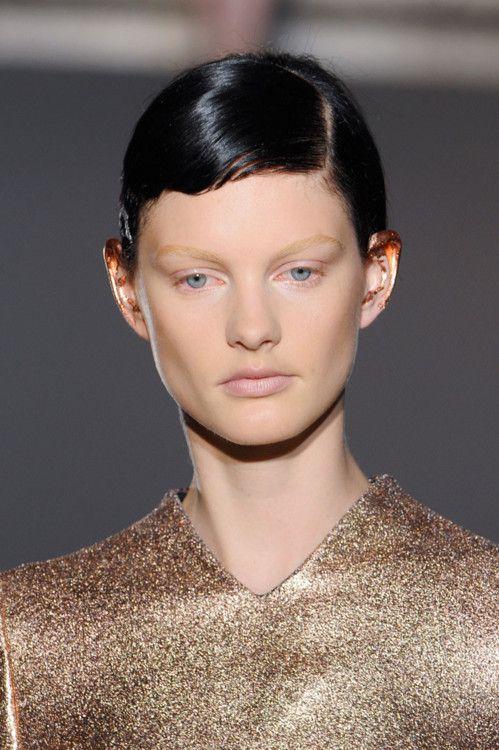 #Cedric Charlier at Paris fashion week fall 2012