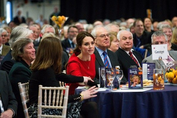 The Duchess of Cambridge visits an EACH (East Anglia Children's Hospice) Appeal Launch Event at Norfolk Showground, November 25, 2014.  Copyright: WPA Pool/Getty Images