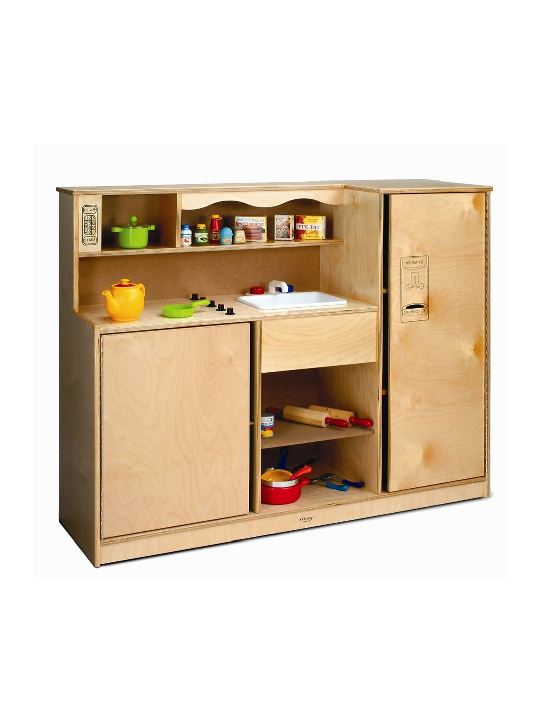 Preschool Kitchen Combo By Whitney Brothers At Gilt