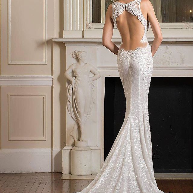 Star stuck by @pninatornai and this magnificent back drama ...