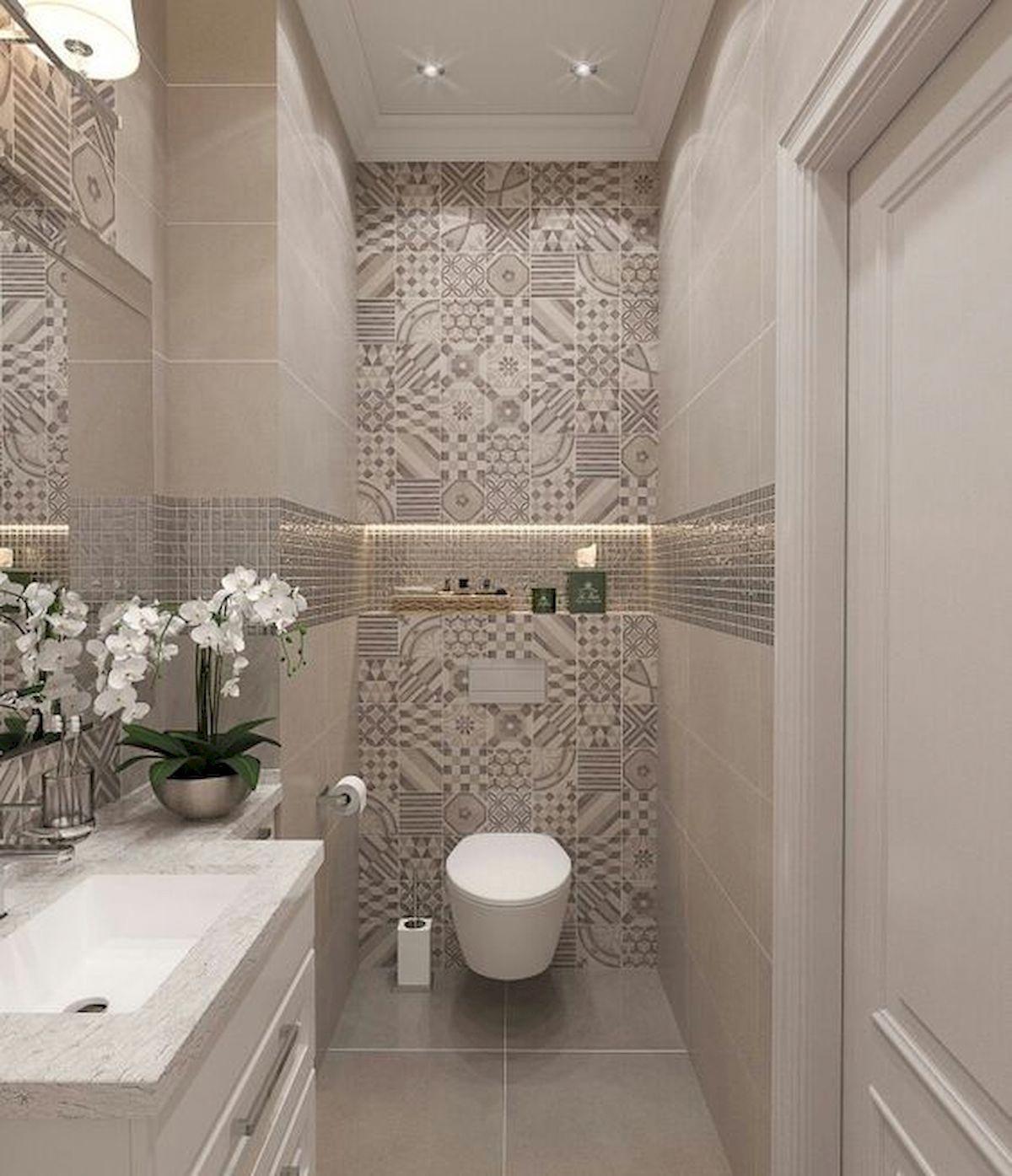 55 Fresh Small Master Bathroom Remodel Ideas And Design ...
