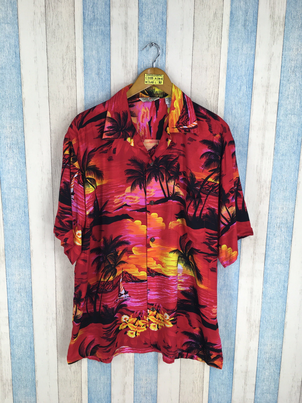 f46287c7 Pin by JUNKDELUXERETRO on HAWAIIAN SHIRT ALOHA in 2019 | Vintage hawaiian  shirts, Mens hawaiian shirts, Shirts