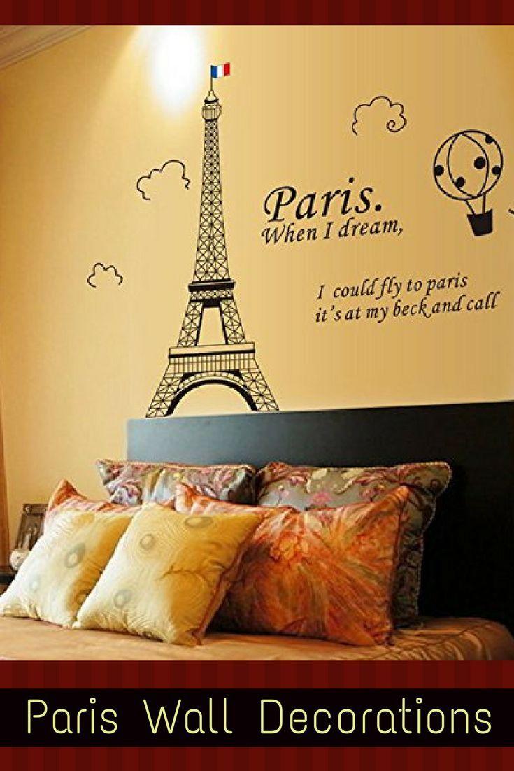 Modern, Charming and Artistic Paris Wall Decor