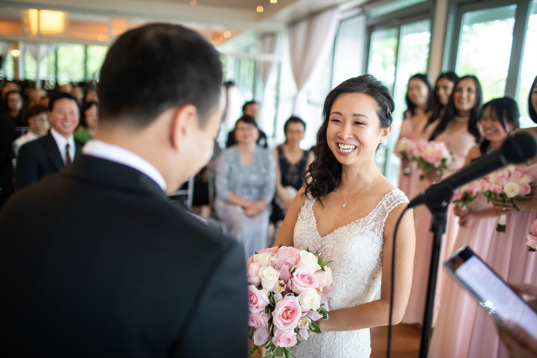 Muju And Sha S Nyc Battery Gardens Wedding Photos In 2020 Wedding Ceremony Photos Wedding Photos Waterfront Wedding Venue