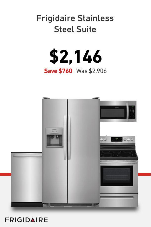 Kitchen Appliance Packages Appliance Bundles At Lowe S In 2020 Kitchen Appliance Packages Kitchen Appliances Appliance Bundles