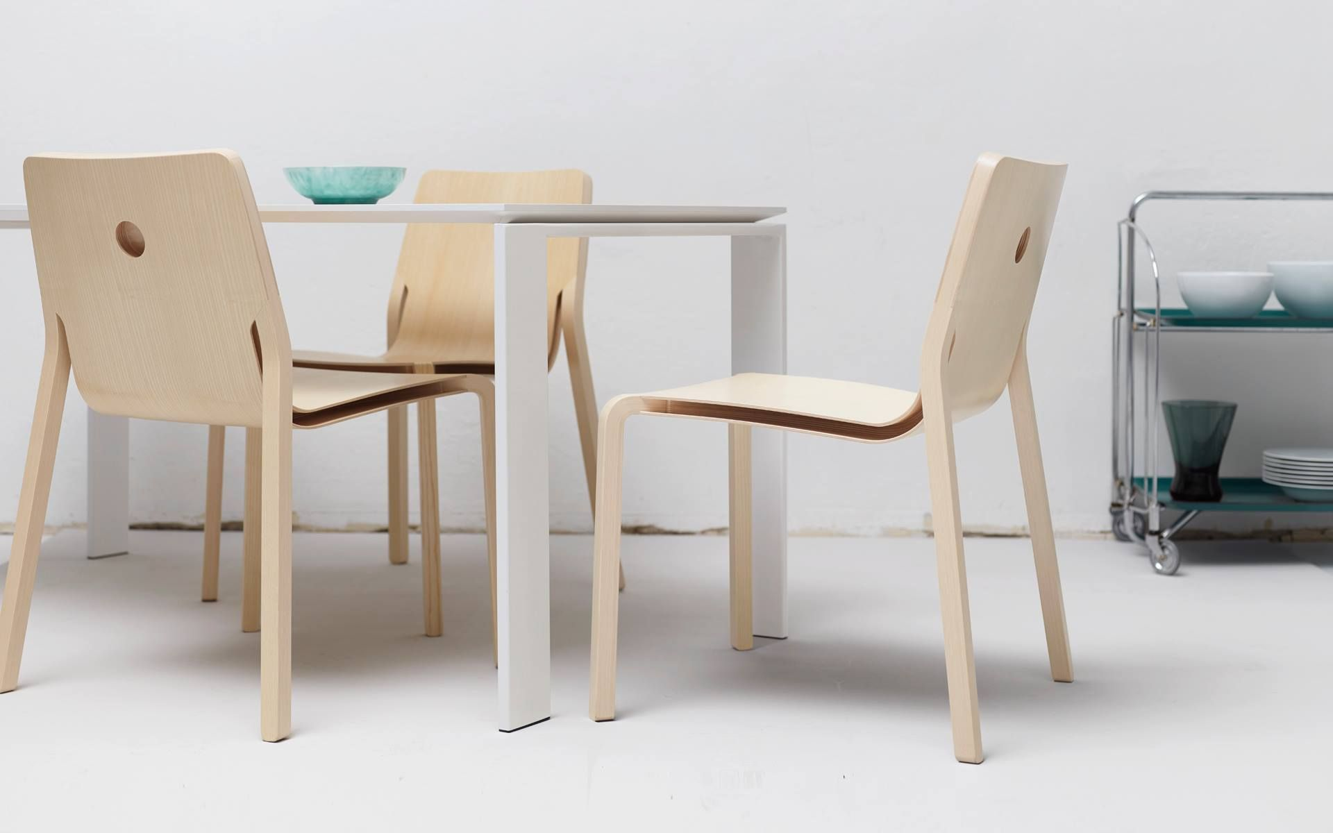 Layer Chair by Oliver Schick for Mitab