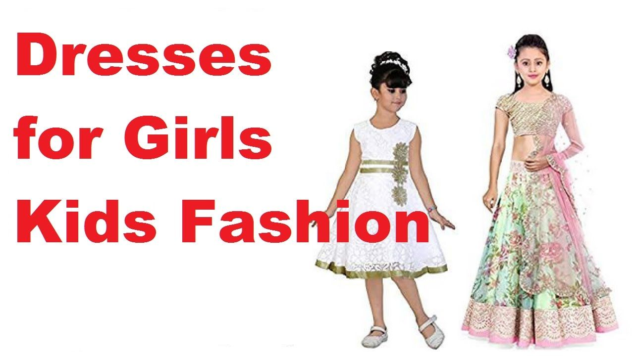 edc3aae54f19 Indian Dresses for Girls Kids Fashion Party and Casual amazon india ...