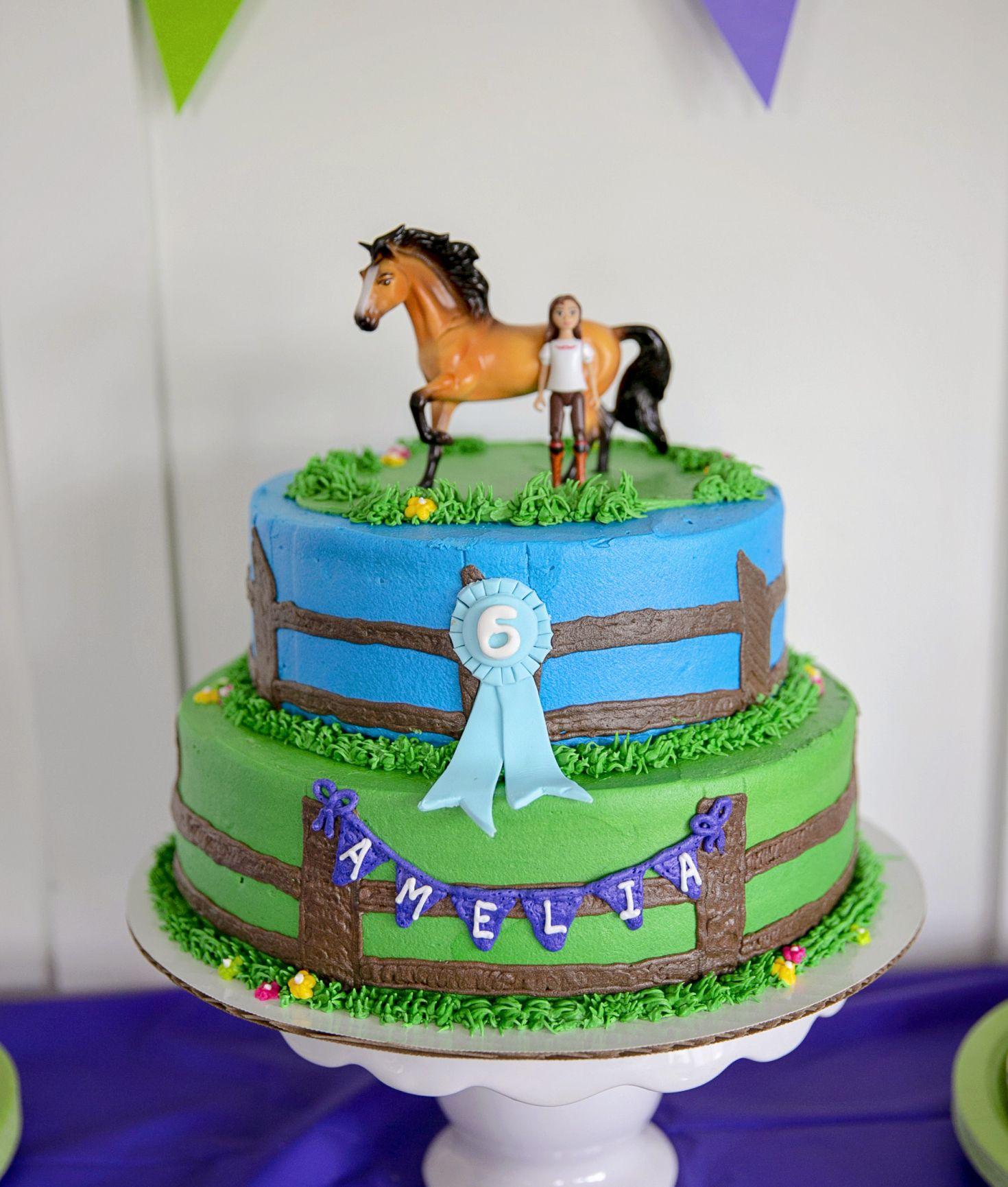 spirit horse birthday party spirit birthday cake spirit stallion of the cimmaron...