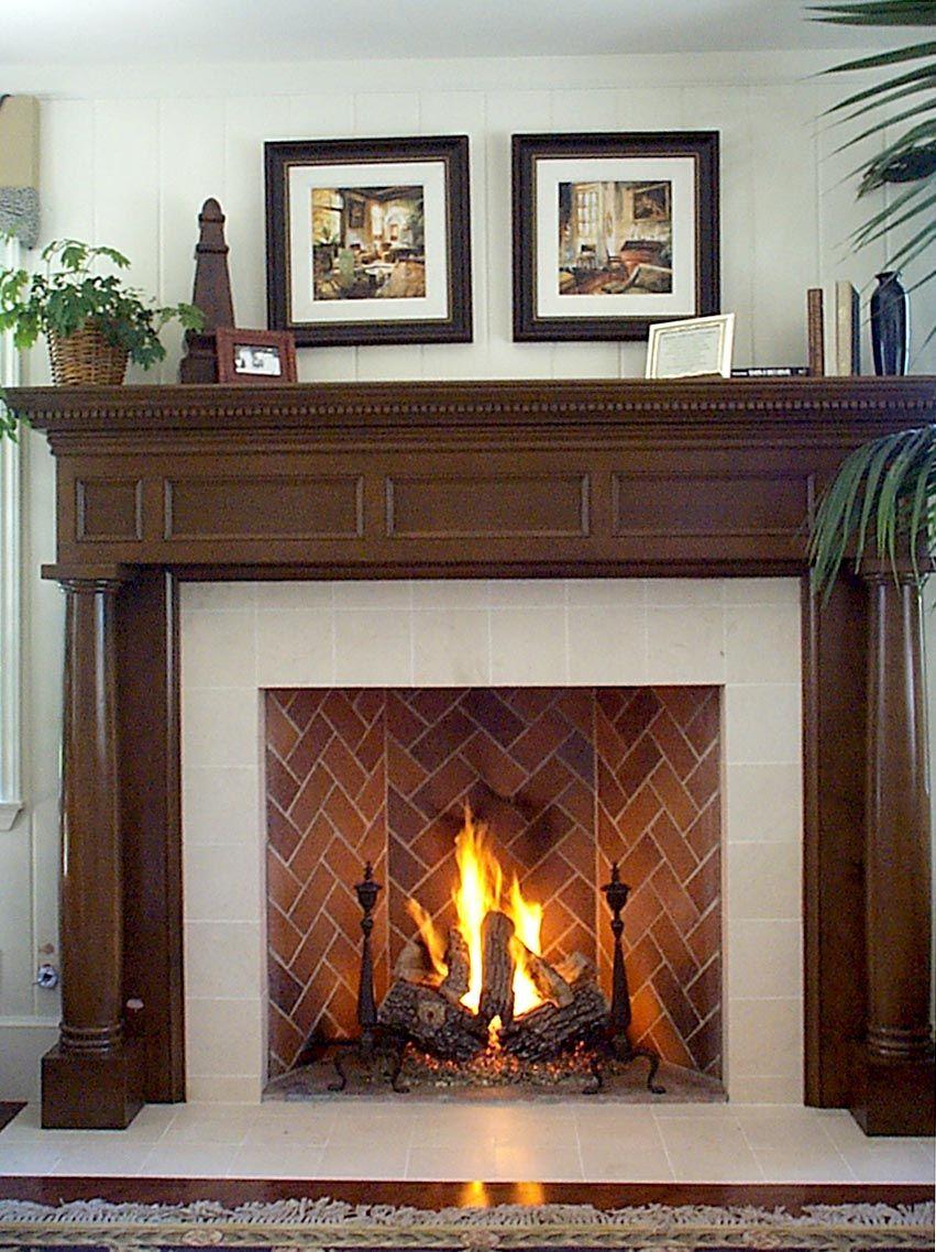 Gas Rumford Fireplaces Rumford Fireplace Gas Fireplace Logs