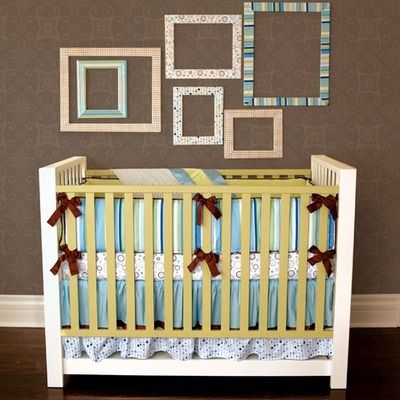 Caden Lane Jack Crib Bedding Collection | Baby | Pinterest