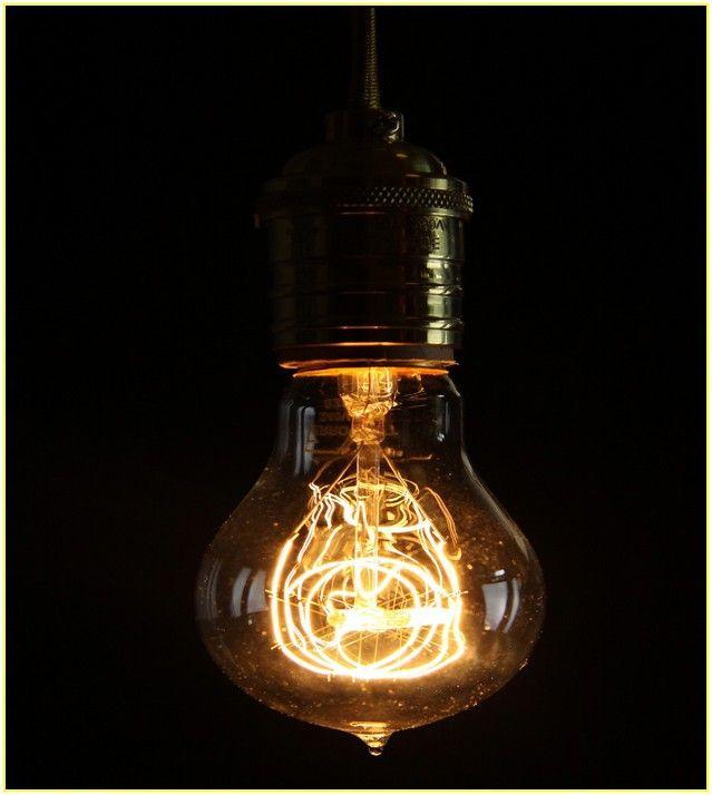 Edison Lamp Bulbs Incandescent Antique Light Lighting