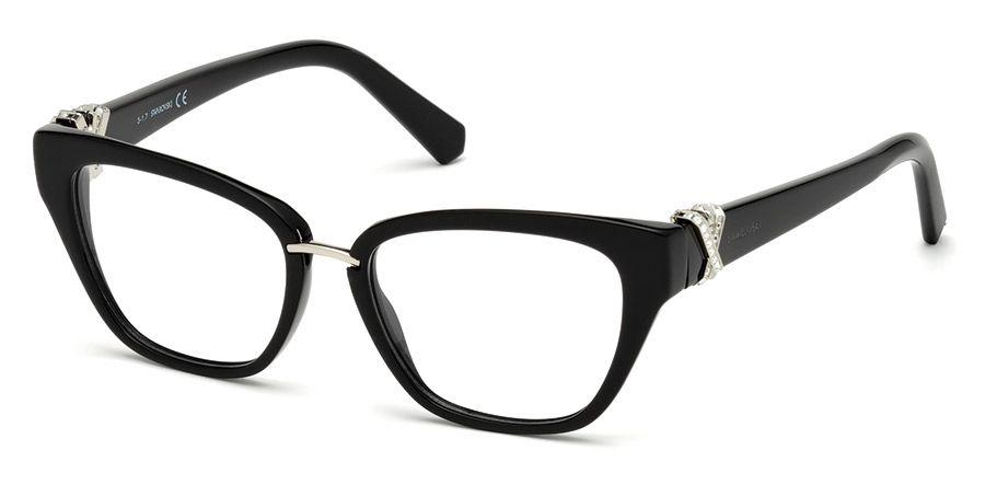 c5e7a4927a9 Swarovski SK 5185 001 Eyeglasses
