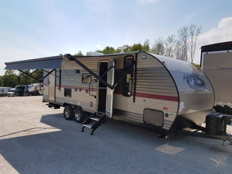 2018 Forest River Cherokee Grey Wolf 23dbh For Sale Sheboygan