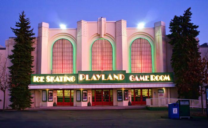 1. Playland, Rye