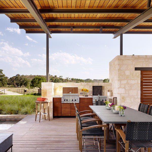 9 Must Have Outdoor Kitchens: Outdoor Kitchen Design Decor Ideas