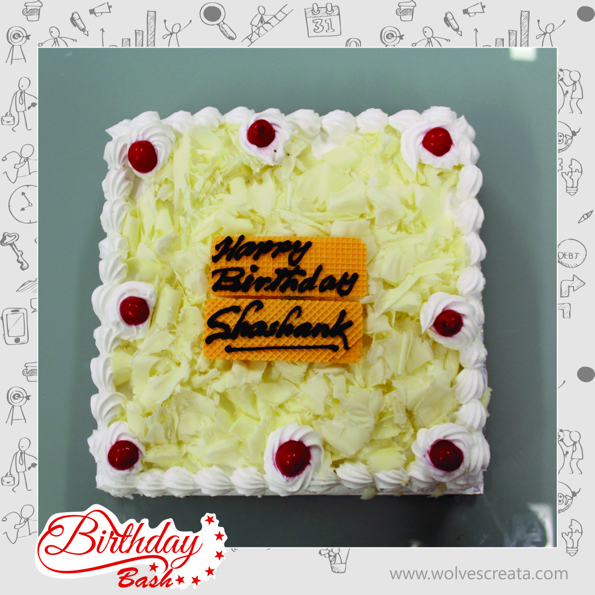 Happy Birthday Shashank May You Have A Blessed And Miraculous Year Ahead Celebration Joy Fun Happybirthday Birthday Celebration Birthday Bash Birthday