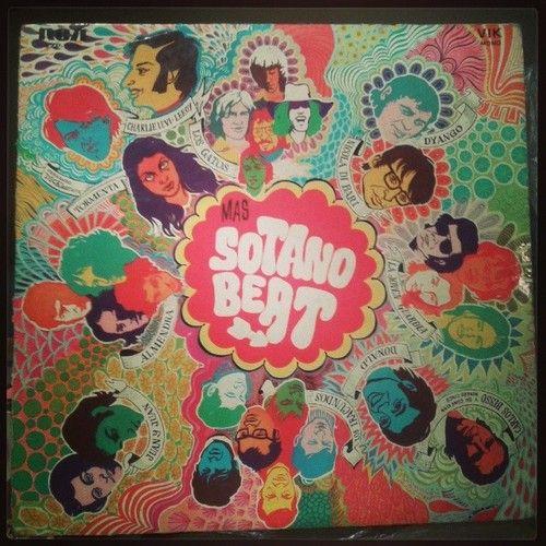 #SotanoBeat record #Almendra y #LosGatos c/Pappo en el LP de  #70s