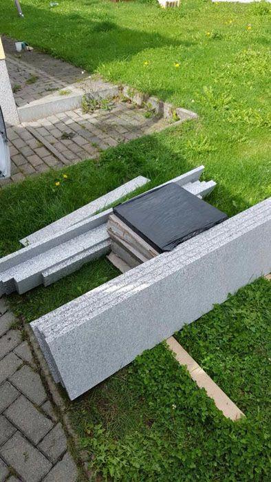 Unsere Kunden Aus Leipzig Hat Rosa Beta Granit So Gut Gefallen Dass Sie Fensterbanke Treppen Und Fliesen Aus Dem Gleichen Treppe Fliesen Treppe Granit