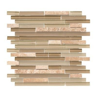 Jeffrey Court Tundra Grey 2 X 4 Beveled 10 In X 11 875 In X 10 Mm Marble Mosaic Wall Tile 99652 The Home Depot In 2020 Marble Mosaic Mosaic Wall Mosaic Wall Tiles