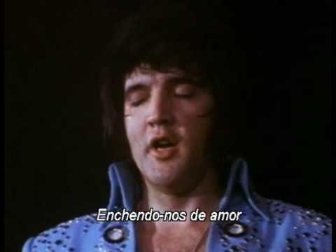 Elvis Presley The Wonder Of You Legendado Youtube Com