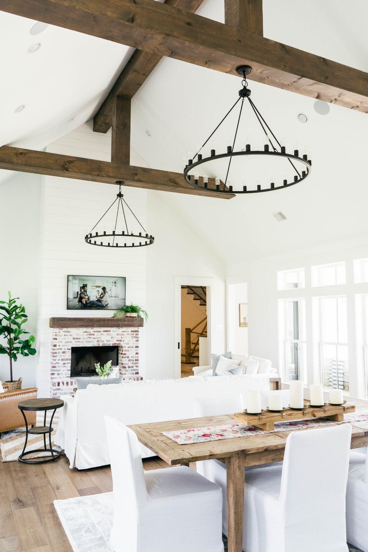 Photo of Modern Farmhouse Tour with Texas Forever Farmhouse — Farmhouse Living